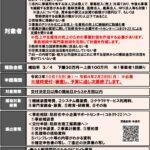 【防府市】防府市中小企業DX推進補助金